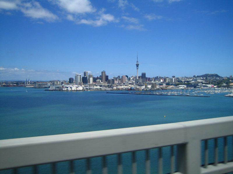 Neuseeland Rundreise Skyline