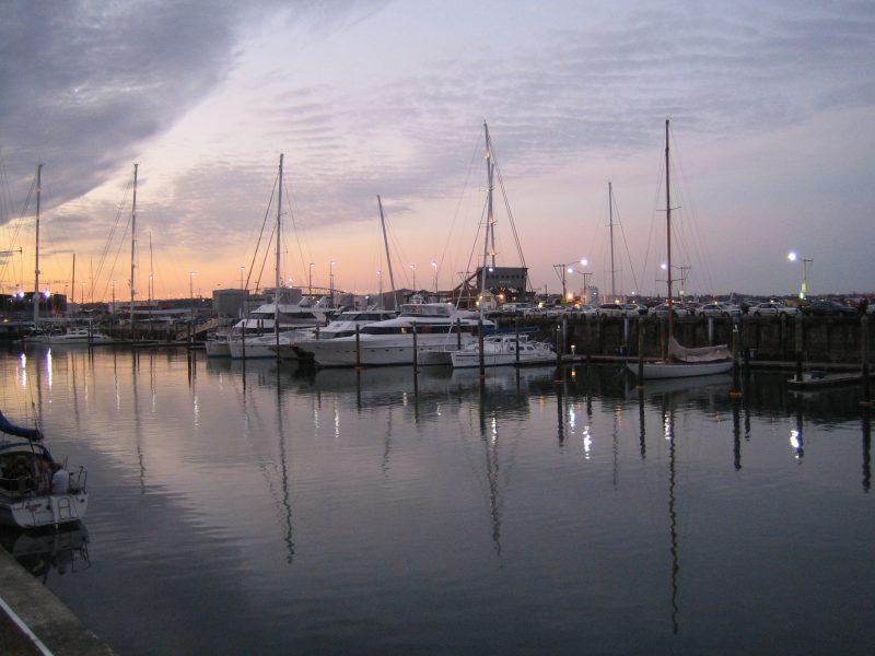 Neuseeland Rundreise Hafen