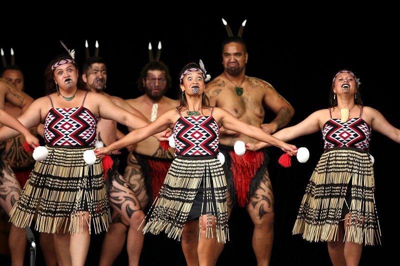 Neuseeland Rundreise Haka