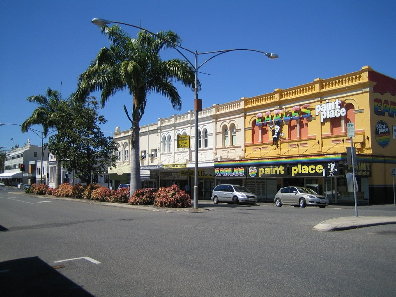 Brisbane Airlie Beach Rockhampton @awayonwheels