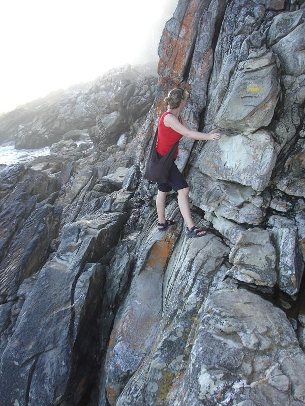 Kapstadt Garden Route Waterfall Trail @awayonwheels