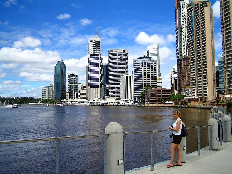 Brisbane Tipps Skyline
