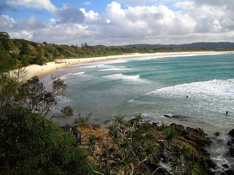 Daytrips Brisbane_Byron Bay Beach