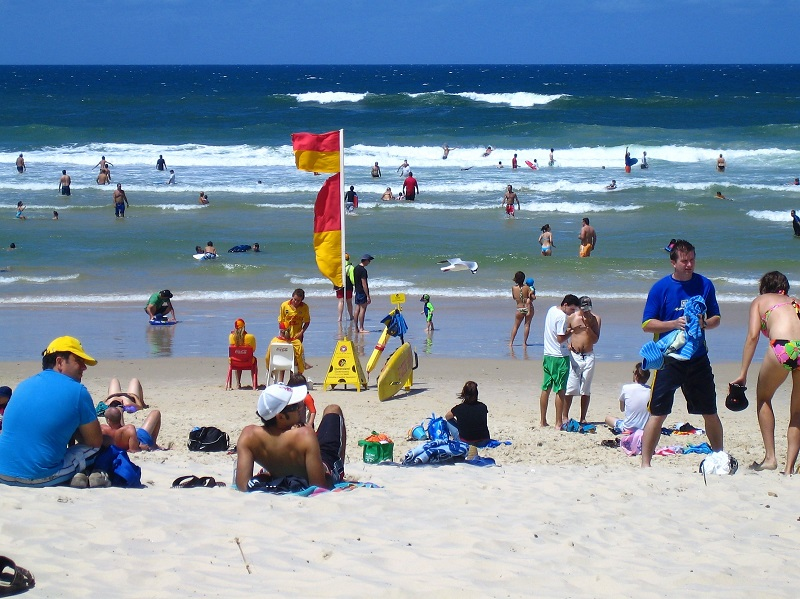 Daytrips Brisbane_Gold Coast Beach Life