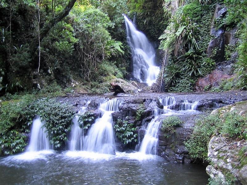 Daytrips Brisbane_Lamington Wasserfall2