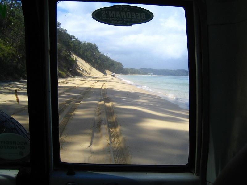 Daytrips Brisbane_Highway2 Moreton Island