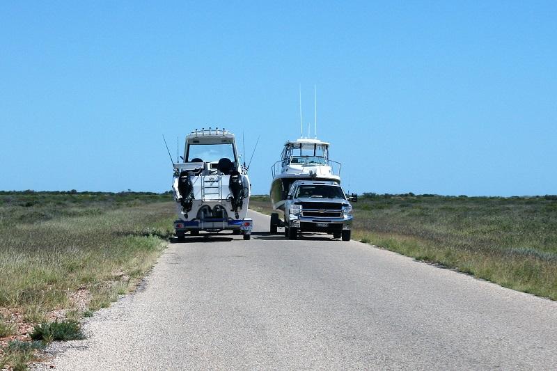 Westaustralien Roadtrip Perth Exmouth Auto Boote