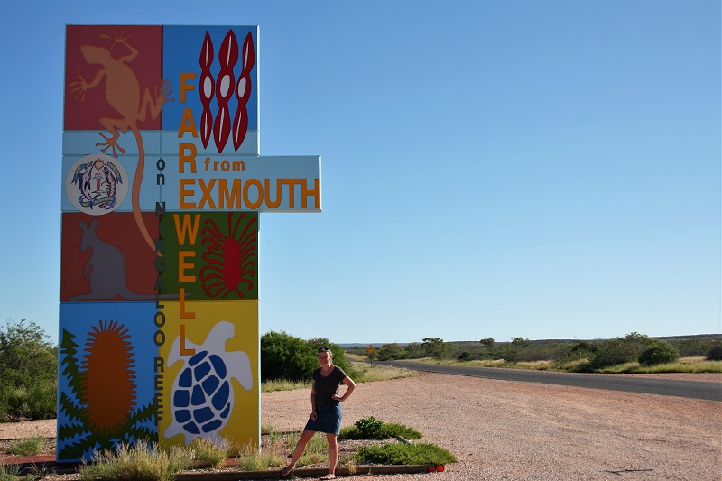 Westaustralien Roadtrip Perth Exmouth Farewell