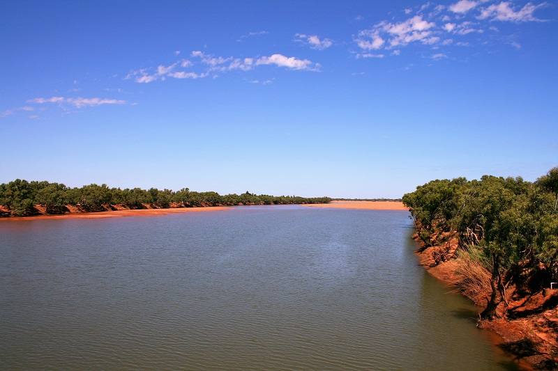 Westaustralien Roadtrip Perth Exmouth Gascoyne River