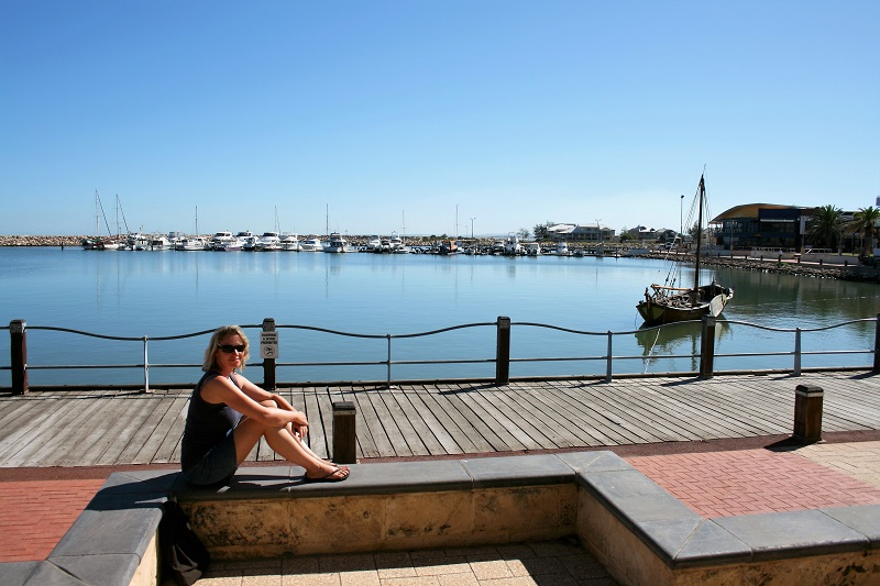 Westaustralien Roadtrip Perth Exmouth Geraldton Marina