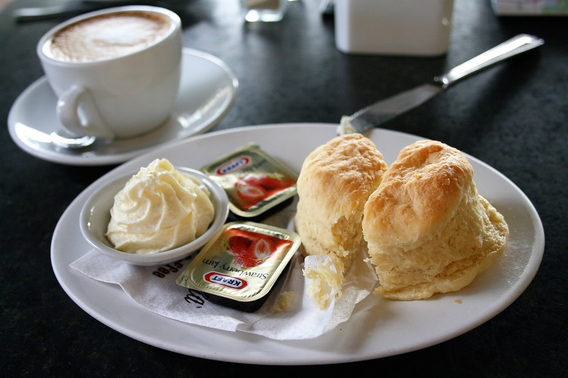 Westaustralien Roadtrip Perth Exmouth Scones