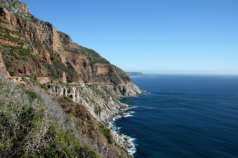 Kapstadt Highlights Chapman´s Peak Drive