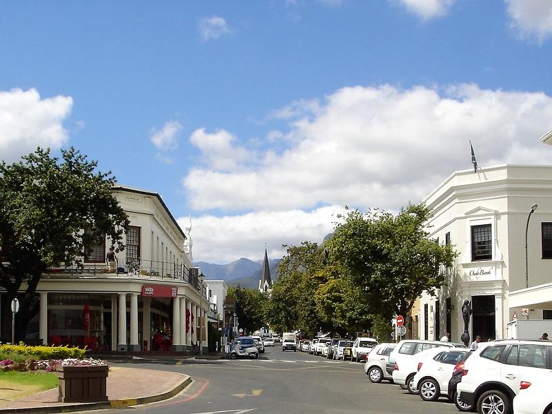 Kapstadt Highlights Stellenbosch