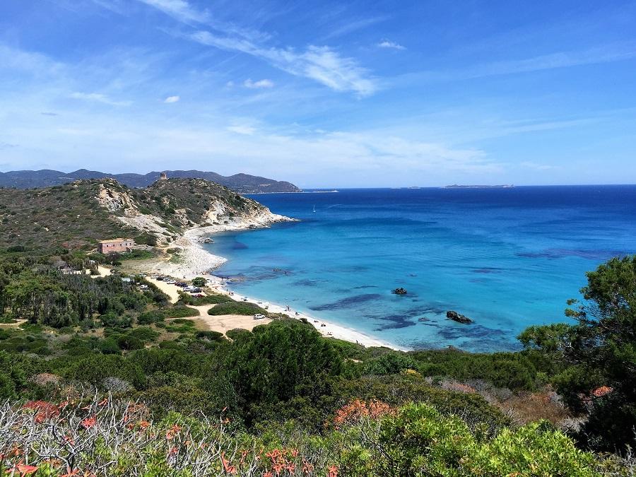 Highlights Sardinien_Costa Rei nach Villasimius_Capo Carbonara
