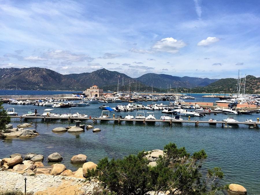 Highlights Sardinien_Costa Rei nach Villasimius_Yachthafen Villasimius